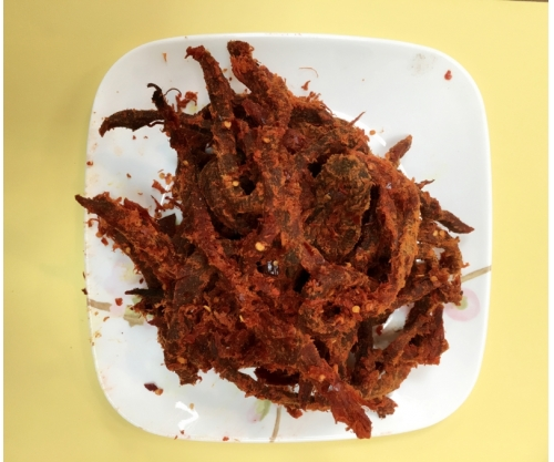 Spicy Curry Beef Jerky